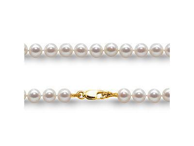 cc556 collier or jaune perles de culture d 39 eau douce chine 5 5 6 mm wk monaco. Black Bedroom Furniture Sets. Home Design Ideas